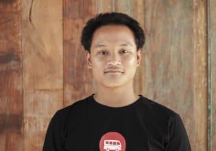 Rayhan Abisha Wirjowerdojo, Teaching Assistant au Wagon Bali
