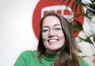 Annemarie Van Ingen, Campus Manager, Berlin no Le Wagon Berlim
