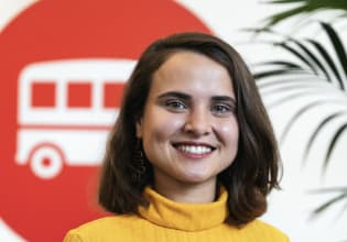 Andreea Lila, Community & Events Manager, Berlin bei Le Wagon Berlin