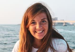 Charlotte Margus, Driver Dubai no Le Wagon Dubai
