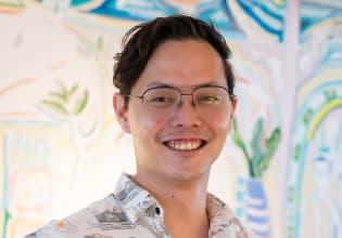 Ashley Yeo, Instructor presso Le Wagon Singapore