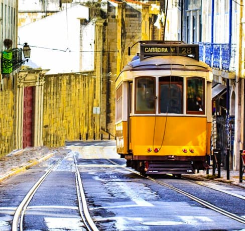 Why would you relocate to Lisbon?