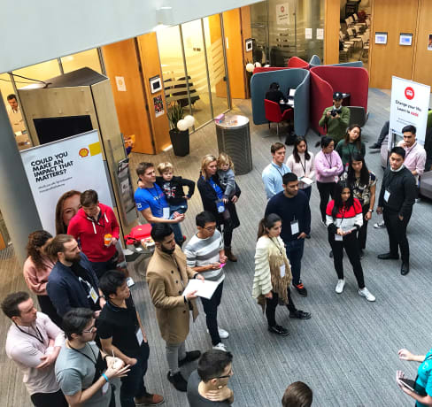 Save the world with code: hacking the 2030 SDG's at hatch, London!