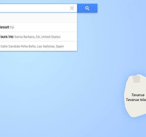 Google Place Autocomplete