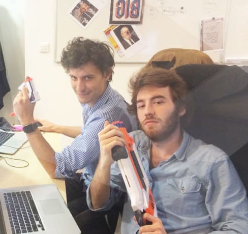 Meet the two friends building their own Mobile Growth Agency