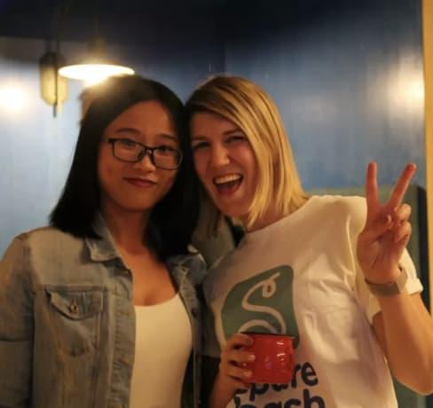 Avery&Claire: Women make tech a better place!