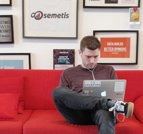 """Why learning to code is key for Semetis employees?"""