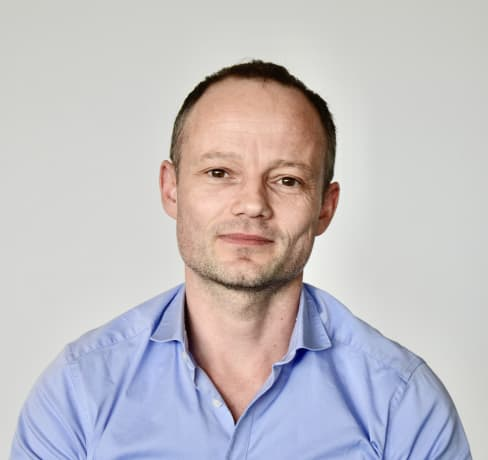Arne, from retail to web development