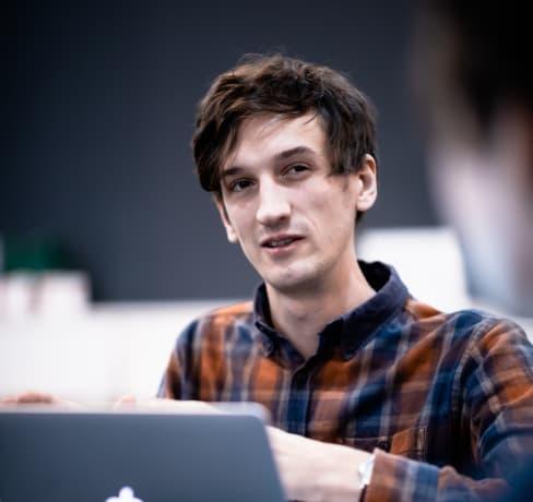 From English teacher to full-stack developer: story of Edward