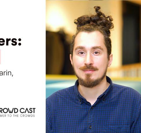 Meet our hiring partners: CrowdCast