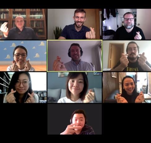 Batch #410 Demo Day | They Graduated on Zoom!