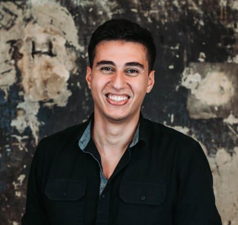 Farouk, de pharmacien à développeur web