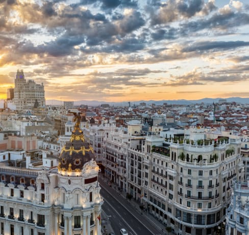 Top 10 things to do in Madrid (apart from coding, of course!)