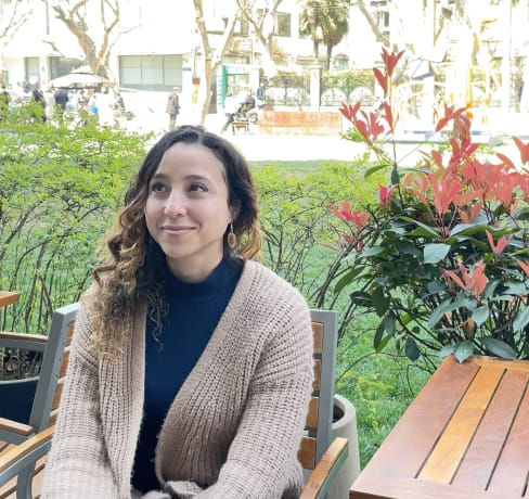 Mariam: Transition from A Teacher to A Data Analyst