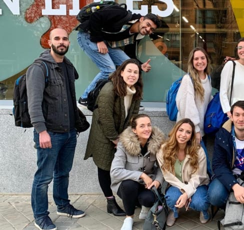 They graduated in Madrid a year ago - where are they now?