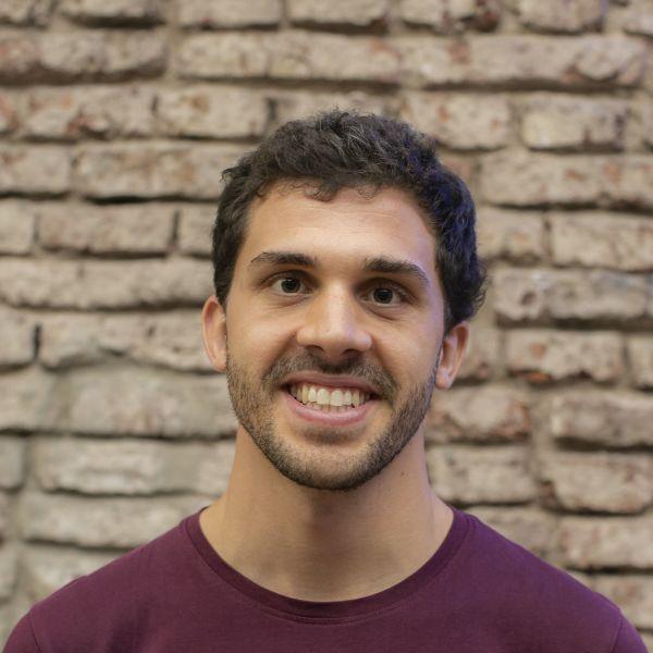 Sebastian, responsable des admissions au Wagon Santiago