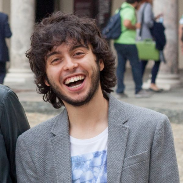 Luigi Manganiello,Le Wagon米兰的Full Stack Developer, Graphic Designer & Teacher