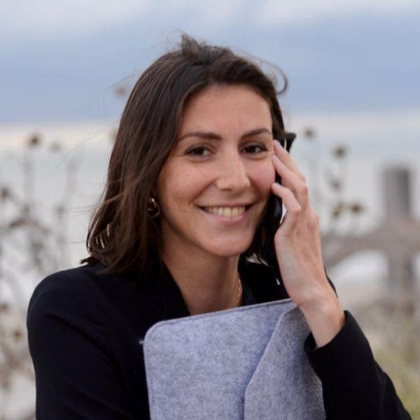 Pascaline Dierckx,Le Wagon布鲁塞尔的City Manager