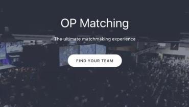 OP Matching