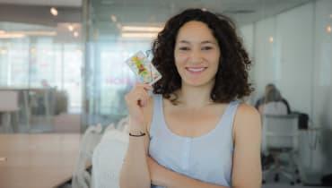 Yasmina Benchekroun, alumni du Wagon Casablanca