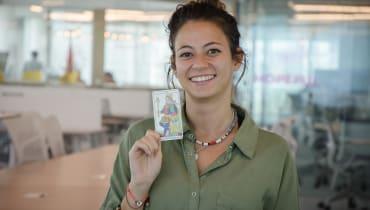 Yasmina Hannaoui, alumni du Wagon Casablanca