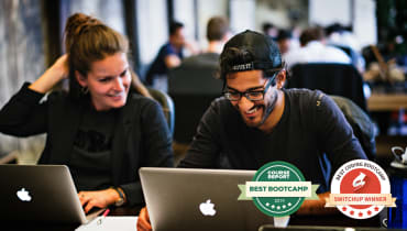 Los mejores bootcamps de programación de España