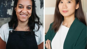 Jongler entre vie professionnelle et bootcamp à temps partiel : l'histoire d'Alice & Li