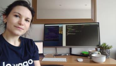 Women in Tech - Meet our Lead Teacher and graduate Anne de Joly