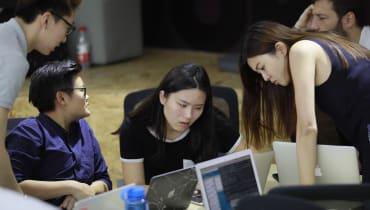 网页开发中文课程今年夏天终于与大家初次见面!