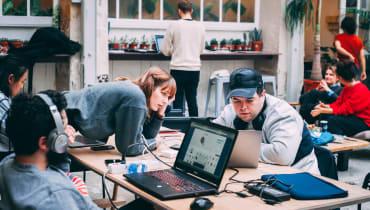 Le Wagon & OpenClassrooms launch Les Apprentis Tech !