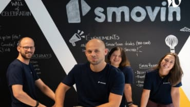 Why our graduates are a good fit for any tech team, with Alexis, CTO of Smovin
