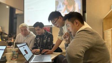 沃耕导师故事 既是微信小程序讲师又是开发人员