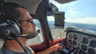 Meet Corey: From Commercial Pilot to Junior Developer!