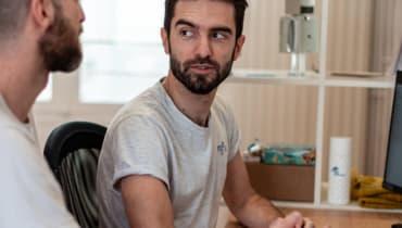 Simon Lefebvre, Alumni von Le Wagon Nantes