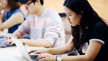 Rachel:有抱负的年轻网页开发者和领导者