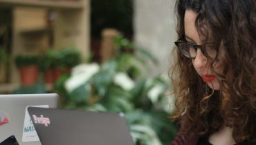 Comment Karine à co-fondé Poulpe, agence de création digitale