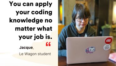 Meet our students: take your new coding skills to any job
