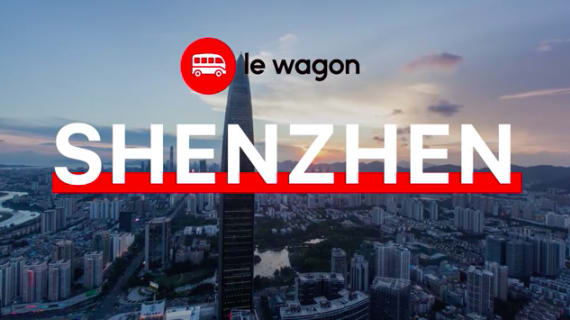 Entrepreneurs and hackers in Shenzhen, City of the Future