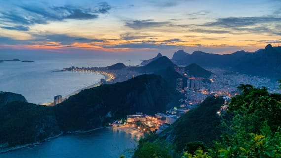Explore Rio on your free time