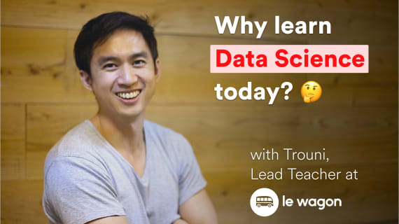 Why learn Data Science today?