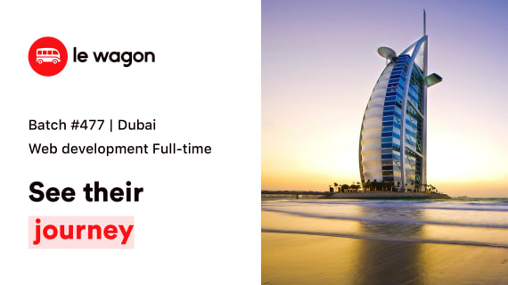 Watch the journey of our very first batch in Dubai and discover how 9 weeks changed their life!