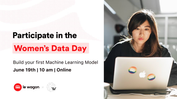 Participate in the Women's Data Day