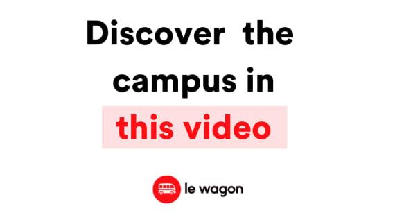 Entdecke unseren Campus in München