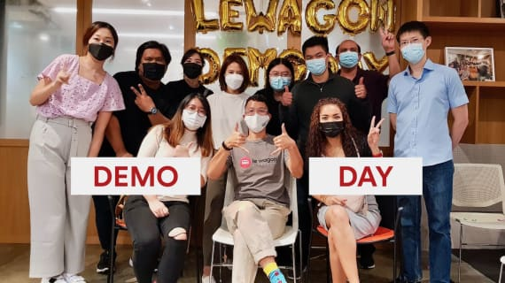 Our most recent Demo Day