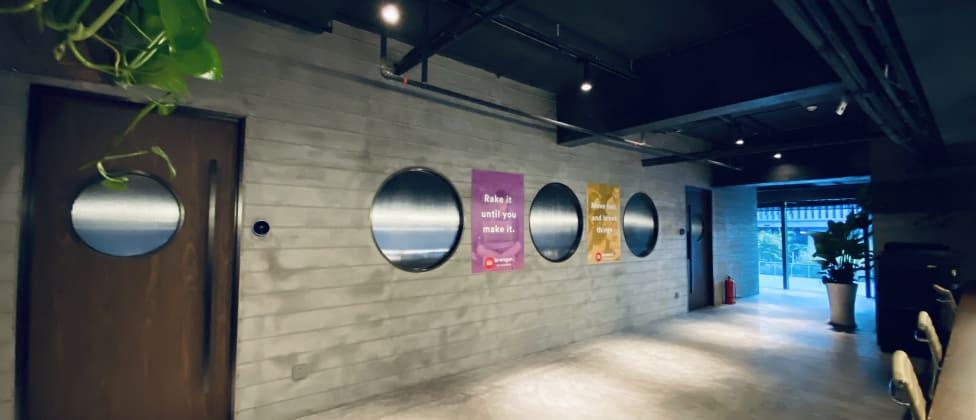 Le Wagon Shenzhen Hallway
