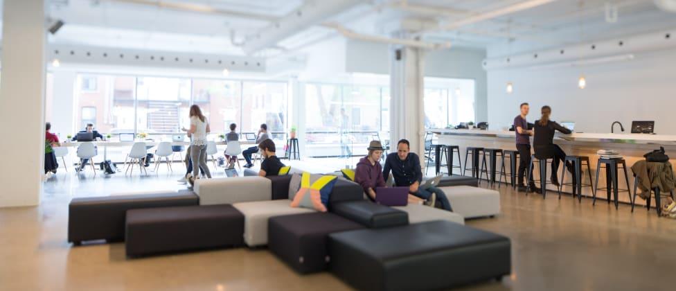 Le Wagon Montréal - Coworking space