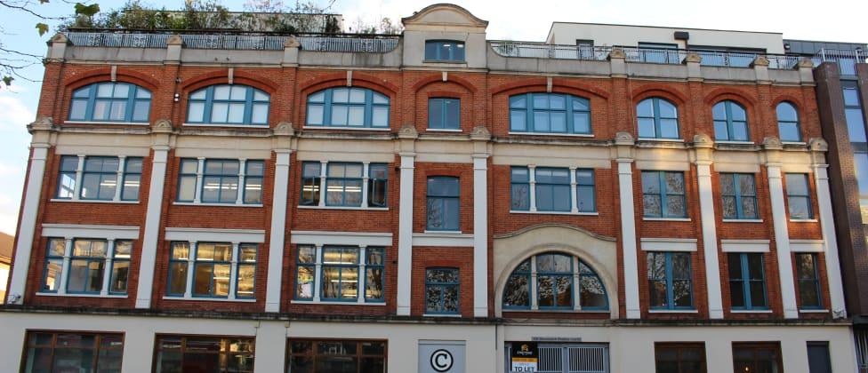 London Office Facade