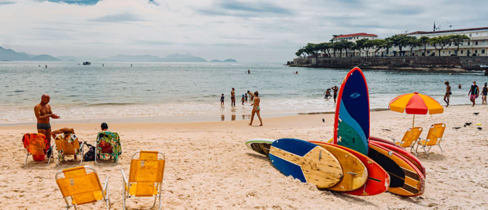 Le Wagon Rio de Janeiro Coding Bootcamp Surf