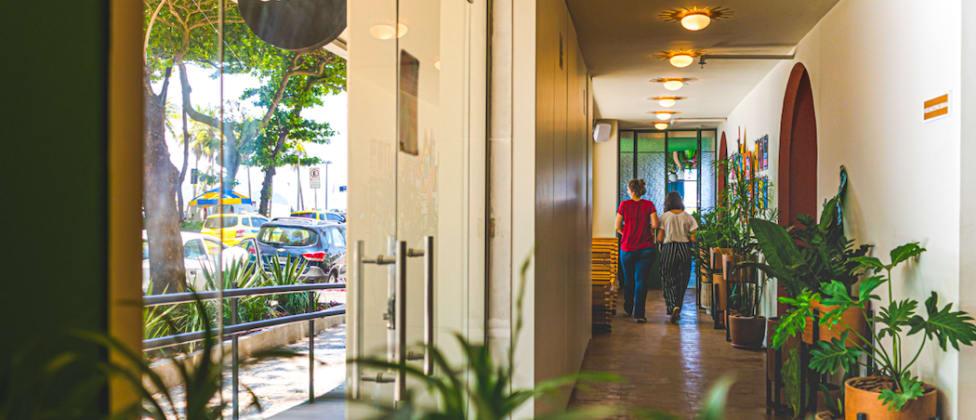 Le Wagon Rio de Janeiro Coding Bootcamp Entrance
