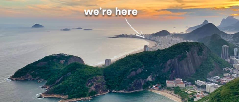 Le Wagon Rio de Janeiro Coding Bootcamp View